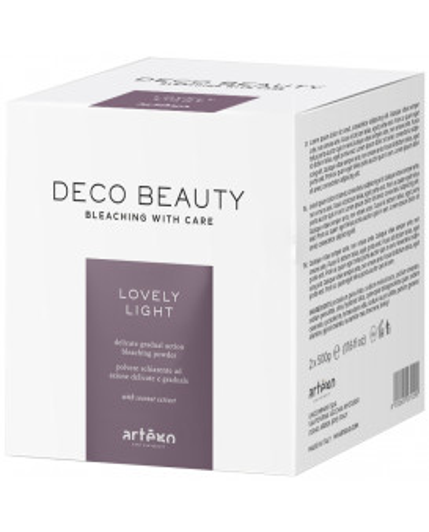 Artego DECO BEAUTY Lovely Light осветляющая пудра (500г)