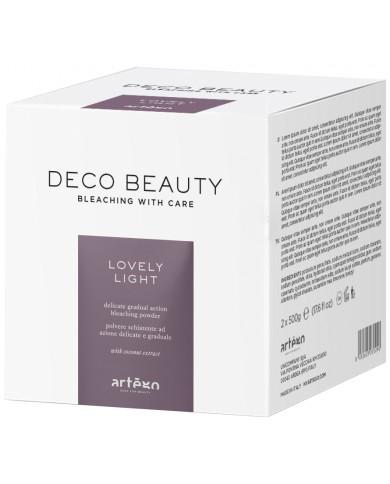 Artego DECO BEAUTY Lovely Light balinošais pulveris (500g)