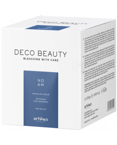 Artego DECO BEAUTY No-Am осветляющая пудра (45г)