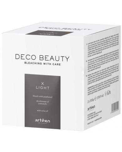 Artego DECO BEAUTY X-Light balinošais pulveris (500g)