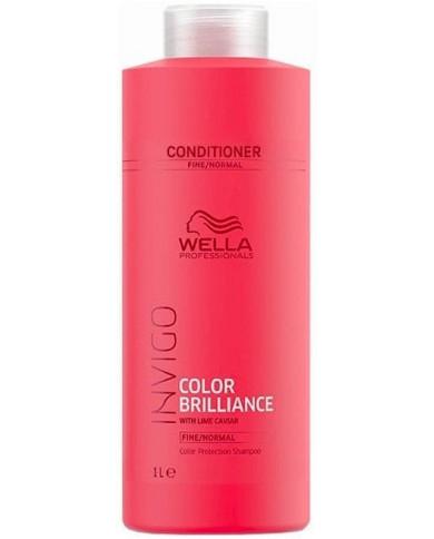 Wella Professionals Invigo Color Brilliance Fine/Normal conditioner (1000ml)
