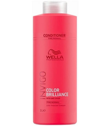 Wella Professionals Invigo Color Brilliance Fine/Normal kondicionieris (1000ml)