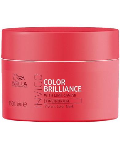 Wella Professionals Invigo Color Brilliance Fine/Normal treatment (150ml)