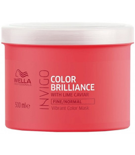 Wella Professionals Invigo Color Brilliance Fine/Normal maska (500ml)