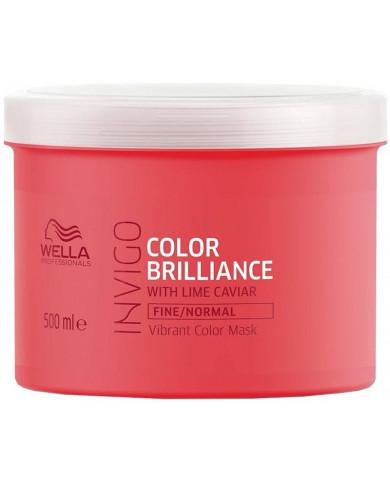 Wella Professionals Invigo Color Brilliance Fine/Normal treatment (500ml)
