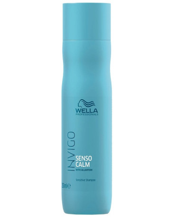 Wella Professionals Invigo Balance Senso Calm šampūns (250ml)