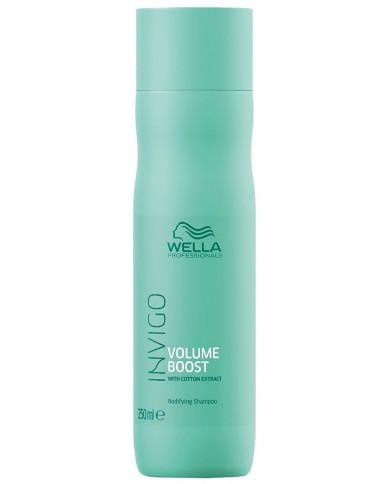 Wella Professionals Invigo Volume Boost shampoo (250ml)