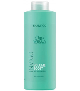 Wella Professionals Invigo Volume Boost šampūns (1000ml)