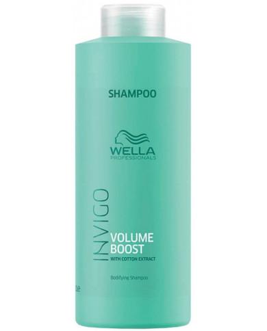 Wella Professionals Invigo Volume Boost shampoo (1000ml)