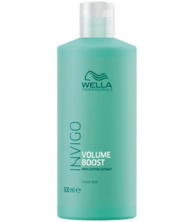 Wella Professionals Invigo Volume Boost kristālu maska (500ml)