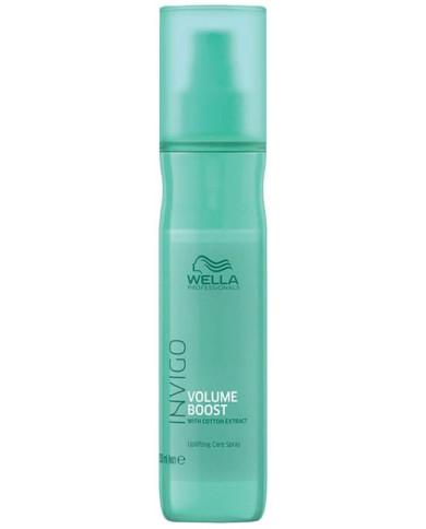Wella Professionals Invigo Volume Boost uplifting care spray