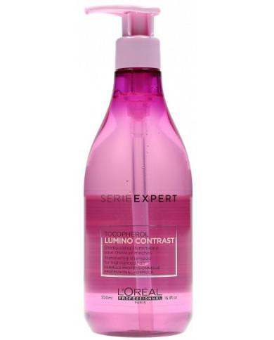 L'Oreal Professionnel Serie Expert Lumino Contrast šampūns (500ml)