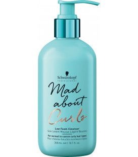 Schwarzkopf Professional Mad About Curls maz putojošs šampūns (300ml)