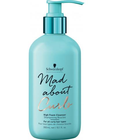 Schwarzkopf Professional Mad About Curls izteikti putojošs šampūns (300ml)