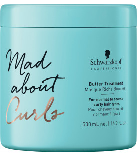 Schwarzkopf Professional Mad About Curls sviesta maska (500ml)
