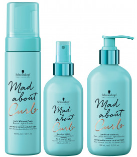 Schwarzkopf Professional Mad About Curls komplekts