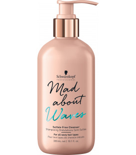 Schwarzkopf Professional Mad About Waves šampūns (300ml)