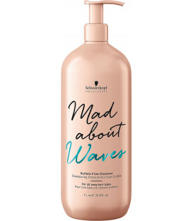 Schwarzkopf Professional Mad About Waves šampūns (1000ml)