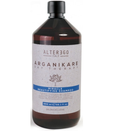 Alter Ego Arganikare Day Therapy Miracle Beautifying Fine šampūns (950ml)