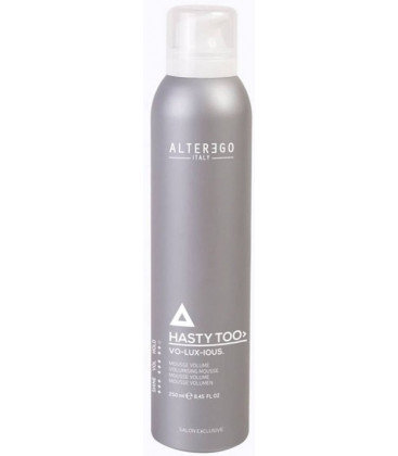 Alter Ego Hasty Too Vo-Lux-Ious mousse