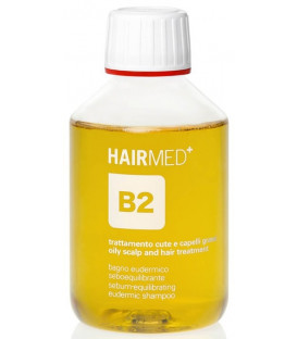 Hairmed B2 Sebum Equilibrating Eudermic šampūns (200ml)