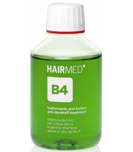 Hairmed B4 Eudermic Shampoo Active On Dry Dandruff (200ml)