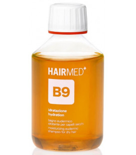Hairmed B9 mitrinošs šampūns (200ml)