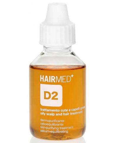Hairmed Synergy Lightness D2 B2 Bm комплект для жирных волос