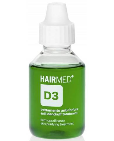 Hairmed D3 Anti Dandruff Skin Purifying Treatment средство от перхоти