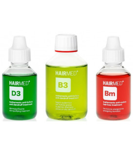 Hairmed Synergy Balance D3 B3 Bm