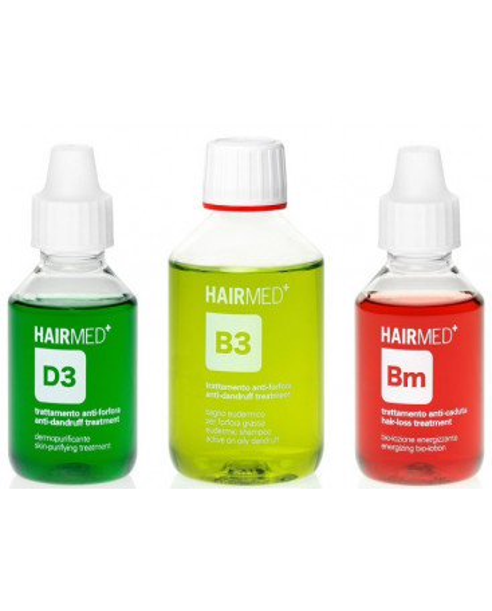 Hairmed Synergy Balance D3 B3 Bm