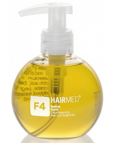 Hairmed F4 loku pastiprinošs krēms (200ml)
