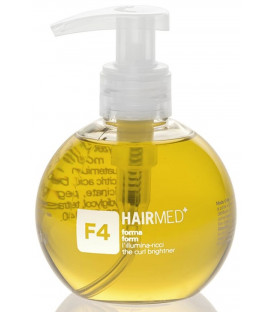 Hairmed F4 The Curl Brighter cream