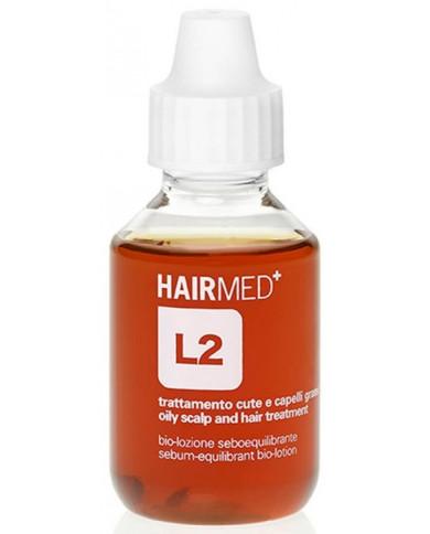 Hairmed L2 Sebum Balancing Bio Lotion Astringent Toning Action losjons galvas ādai