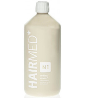Hairmed N1 Moisturizing Milk mitrinošs pieniņš (1000ml)