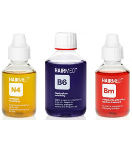 Hairmed Synergy Relief N4 B6 Bm komplekts matiem