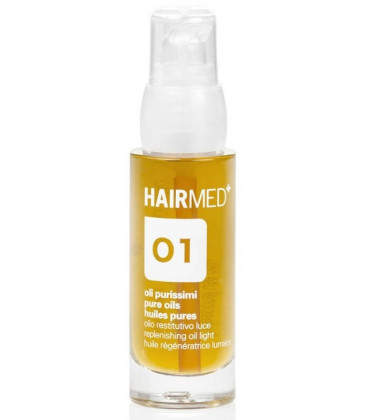 Hairmed O1 Replenishing Oil Light viegla eļļa (30ml)
