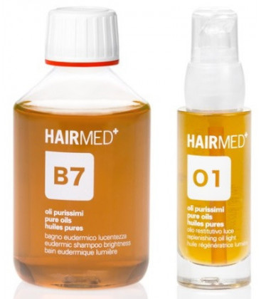 Hairmed B7 O1 Pure Oils komplekts