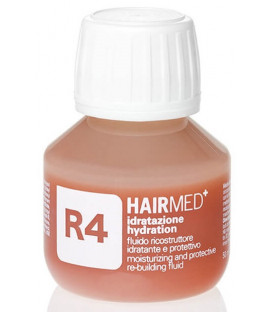 Hairmed R4 mitrinošs fluīds matiem (50ml)