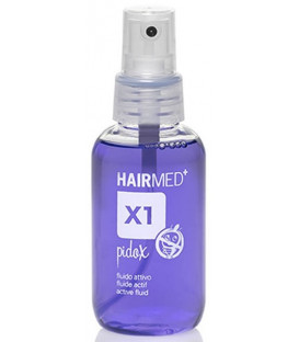 Hairmed X1 Spray Active fluīds-sprejs pret utīm