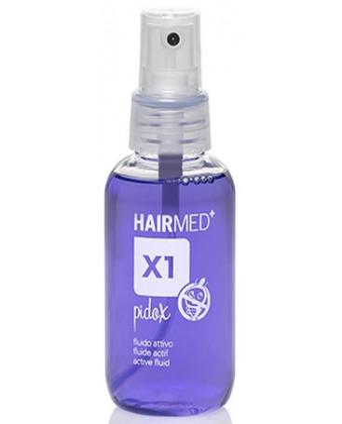Hairmed X1 Spray Active fluīds-sprejs pret utīm