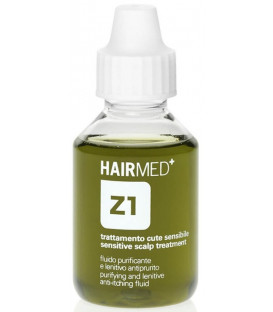 Hairmed Z1 Purifying And Lenitive Anti Itching fluīds matiem