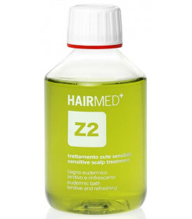 Hairmed Z2 Eudermic Bath Lenitive And Refreshing Frequent Use šampūns (200ml)