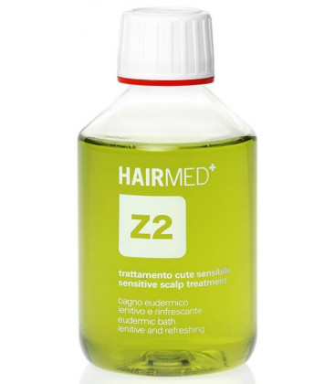 Hairmed Z2 Eudermic Bath Lenitive And Refreshing Frequent Use šampūns