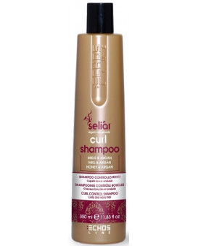 EchosLine Seliar Curl šampūns (350ml)