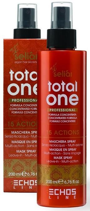 EchosLine Seliar Argan Total One mask spray - 4HAIR.LV a0e58507b94b