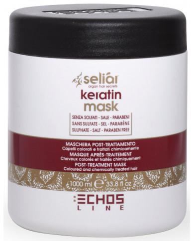 EchosLine Seliar Keratin mask (500ml)