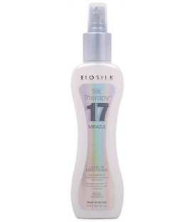 Biosilk Silk Therapy 17 Miracle Leave-In nenoskalojams kondicionieris