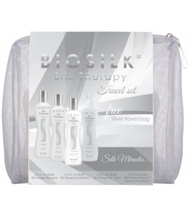 Biosilk Silk Therapy Travel Set komplekts