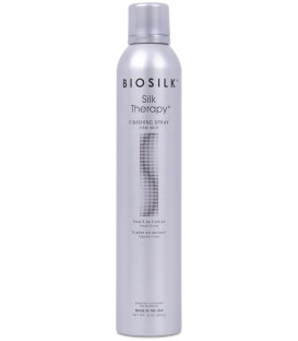 Biosilk Silk Therapy Finishing Spray Firm Hold matu laka